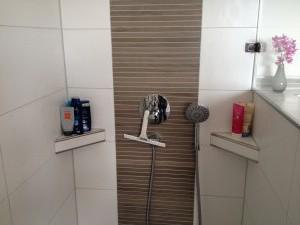 Gestaltungsmöglichkeiten im Duschbereich